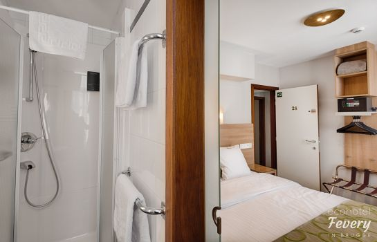 Single room (standard) Hotel Fevery