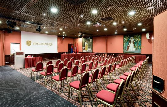 Conferences Lugano Dante Swiss Quality Hotel