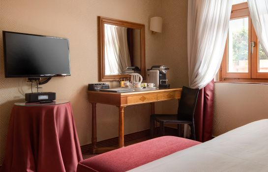 Junior suite Lugano Dante Swiss Quality Hotel