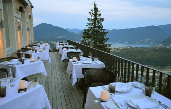 Terrace Kurhaus Cademario WellnessHotel