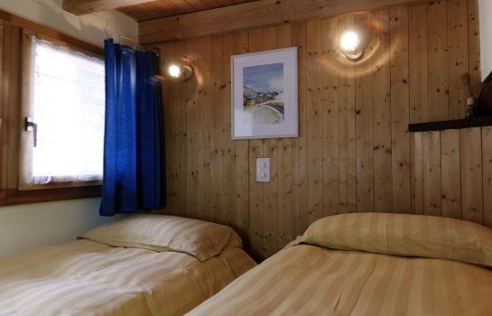 Room Hotel The Originals Chalet Stella Alpina (ex Relais du Silence)