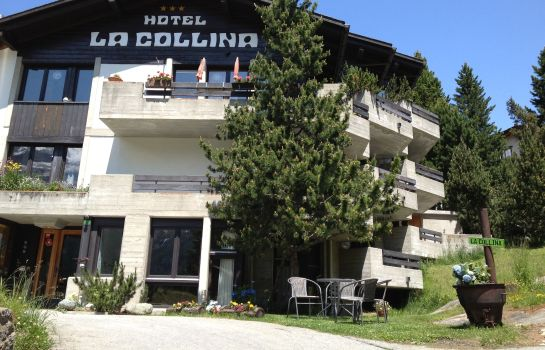 Exterior view SPA LA COLLINA