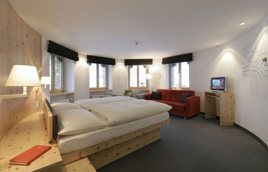 Junior Suite Kulmhotel Gornergrat