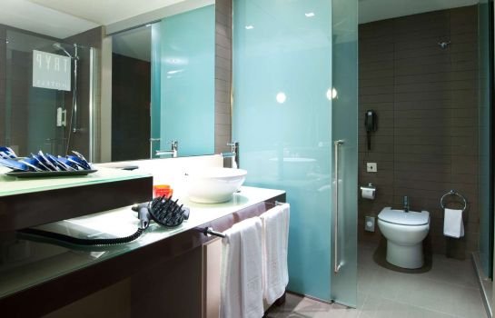 Badezimmer Hotel BCN Condal Mar managed by Melia