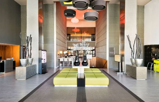 Hotelhalle Hotel BCN Condal Mar managed by Melia