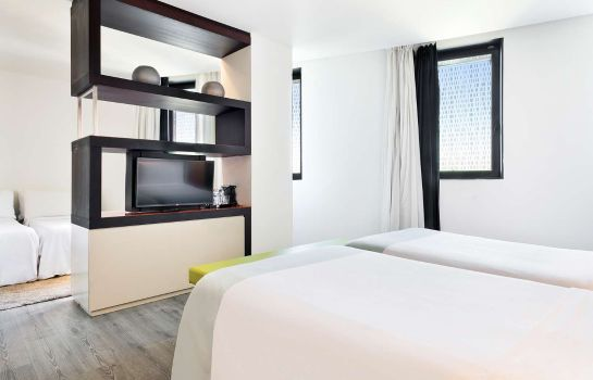 Suite Hotel BCN Condal Mar managed by Melia