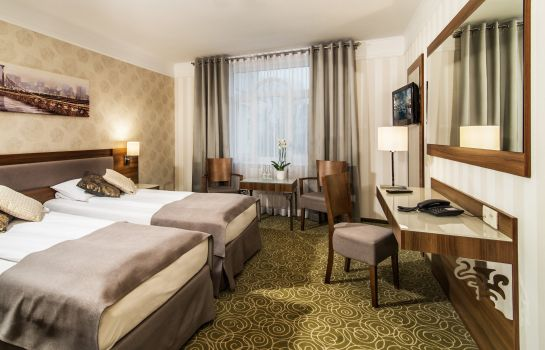 Double room (standard) Hotel Lord Warsaw Airport