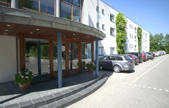 Exterior view Frederiksdal Sinatur Hotel & Konference