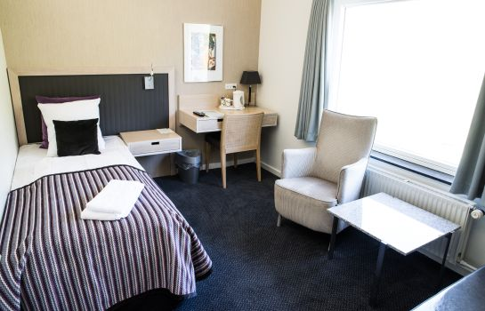 Chambre individuelle (standard) Frederiksdal Sinatur Hotel & Konference