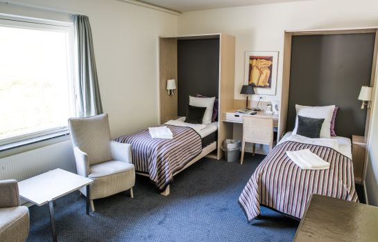 Chambre double (standard) Frederiksdal Sinatur Hotel & Konference