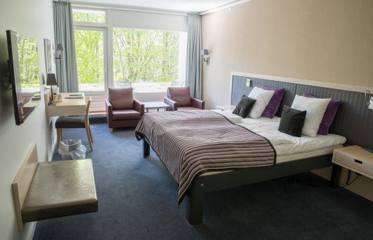 Chambre double (confort) Frederiksdal Sinatur Hotel & Konference