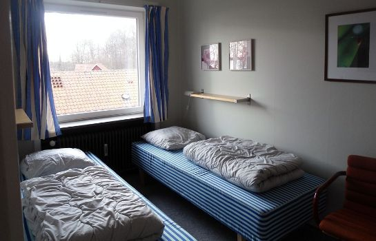 Standardzimmer Hostel Maribo Vandrerhjem