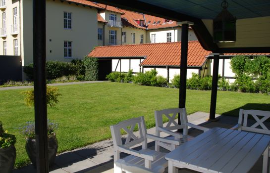 Garten Best Western Premier Collection Gl. Skovridergaard Hotel & Conferencecenter