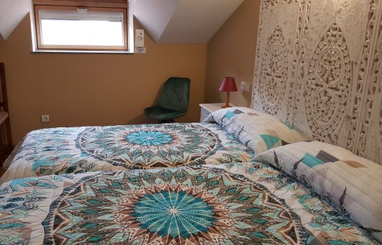 Doppelzimmer Standard Los Acebos Cangas