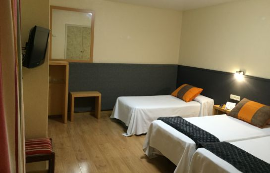 Triple room Del Mar