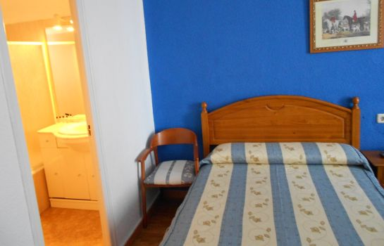 Double room (standard) Valencia Hostal