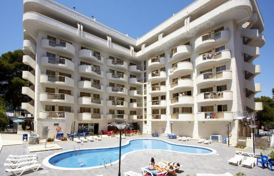 Vista exterior Hotel Salou Beach by Pierre & Vacances