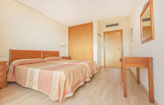 Chambre double (standard) Tres Anclas