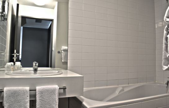 Bathroom Residhotel Galerie Tatry Residence de Tourisme