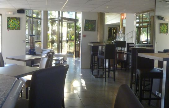 Vista all'interno Aeroport Hotel