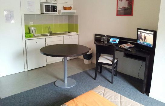 Standardzimmer Nemea Nancy Appart'hotel