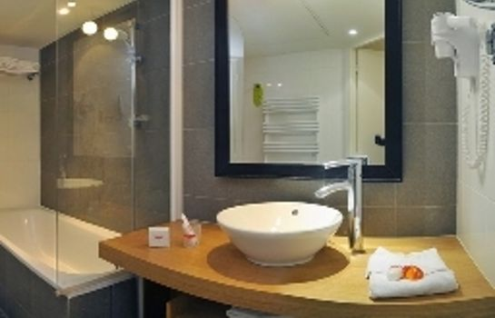 Badezimmer Residhome Paris Opéra Apparthotel