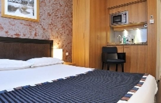 Zimmer Residhome Paris Opéra Apparthotel