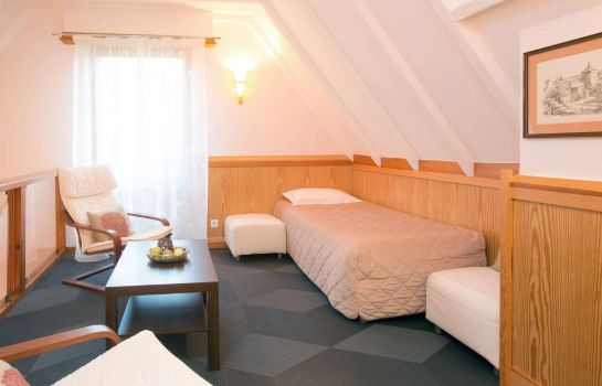 Suite Best Western Hotel and SPA Le Schoenenbourg