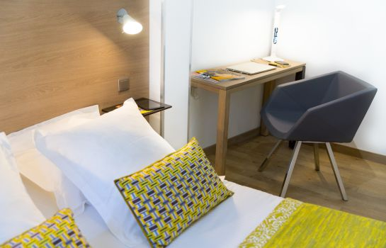 Single room (superior) Grand Hotel Dauphine