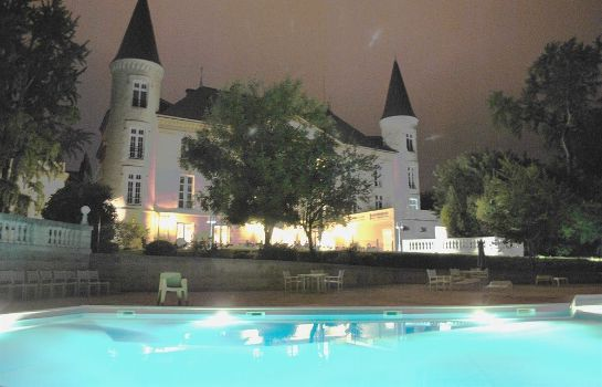 Bar hotelowy Chateau Saint Marcel