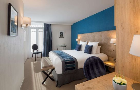 Camera BEST WESTERN Plus Hotel Le Rive Droite & SPA