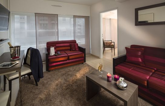 Pokój typu junior suite Residhome Courbevoie La Defense Apparthotel