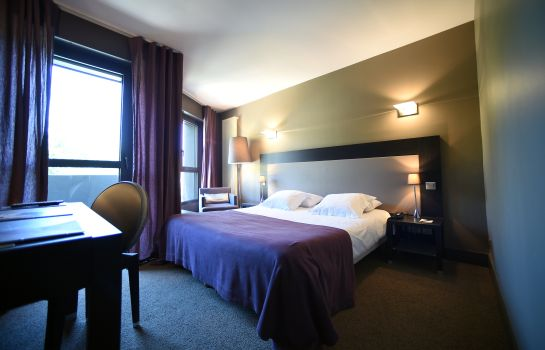 Double room (superior) Les Rives
