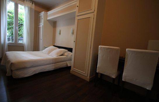 Double room (superior) Hotel du Parc