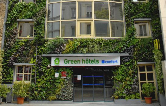 Photo Green Hotels Paris 13