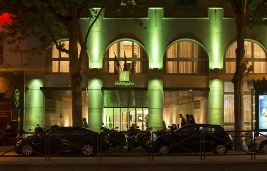 Außenansicht Holiday Inn PARIS - GARE MONTPARNASSE