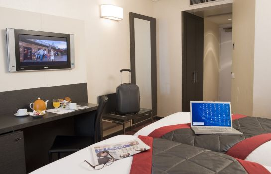Chambre Holiday Inn PARIS - GARE MONTPARNASSE