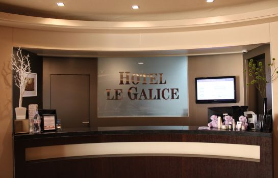 Empfang Best Western Le Galice