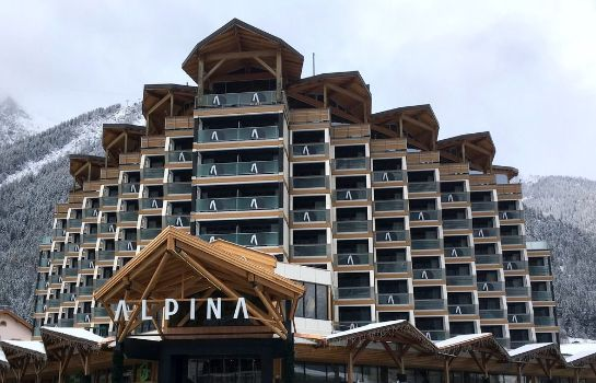 Exterior view Alpina Eclectic Hotel
