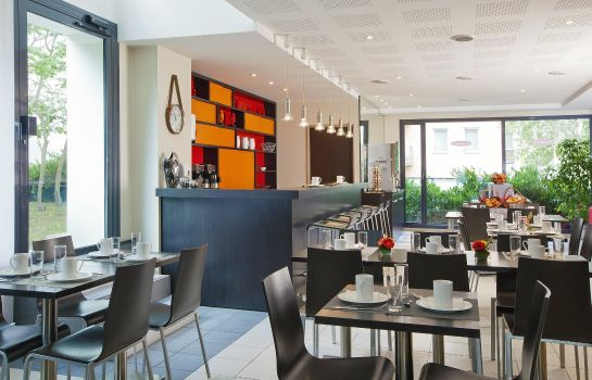 Restaurant Residhome Nancy Lorraine Apparthotel
