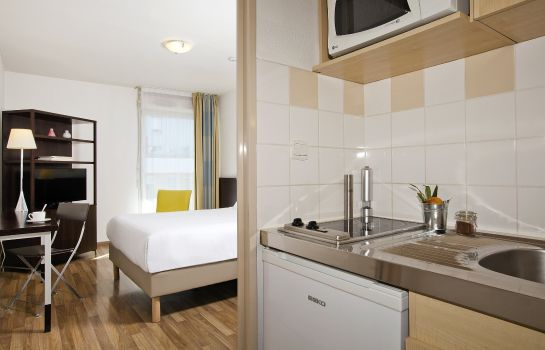 Zimmer Residhome Nancy Lorraine Apparthotel