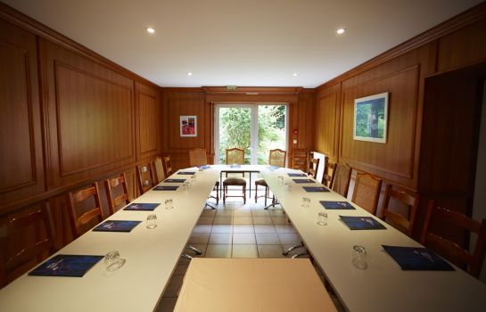 Meeting room Citotel Le Clos Champel