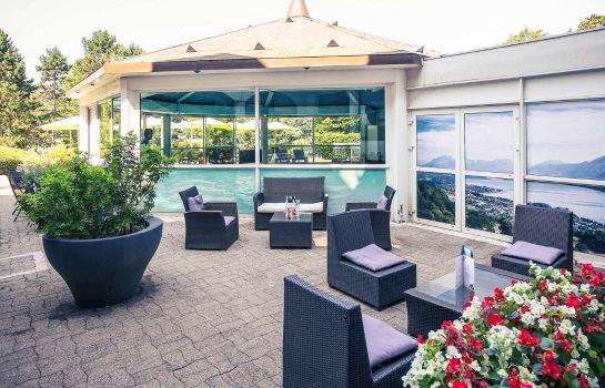 Merveilleux Hotel Bar Mercure Hotel U0026 Spa Aix Les Bains Domaine De Marlioz