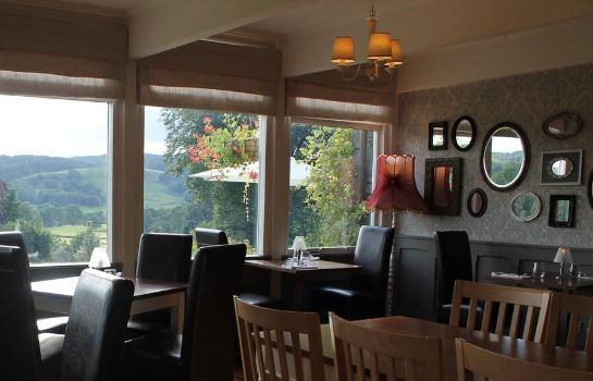 Restaurant Sawrey House Country Hotel Sawrey House Country Hotel