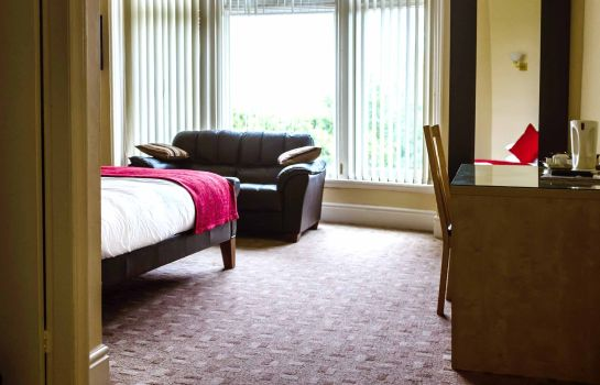Double room (standard) Devonshire House
