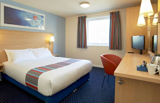 Zimmer TRAVELODGE LONDON LIVERPOOL STREET