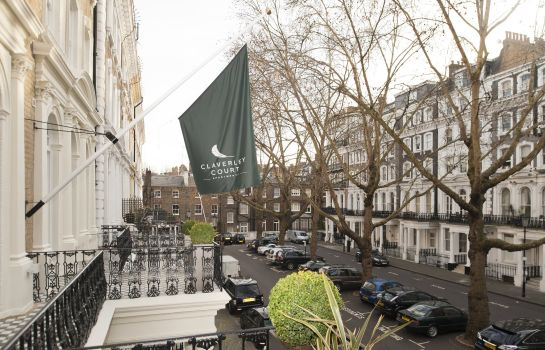 Vista exterior The Claverley Hotel London