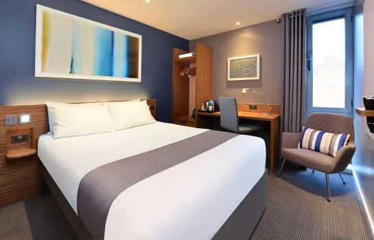 Zimmer TRAVELODGE LONDON DOCKLANDS