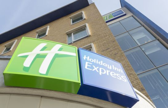 Vista exterior Holiday Inn Express LONDON - EARL'S COURT