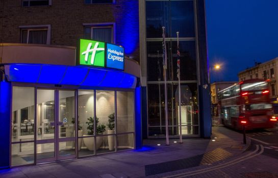 Vestíbulo del hotel Holiday Inn Express LONDON - EARL'S COURT